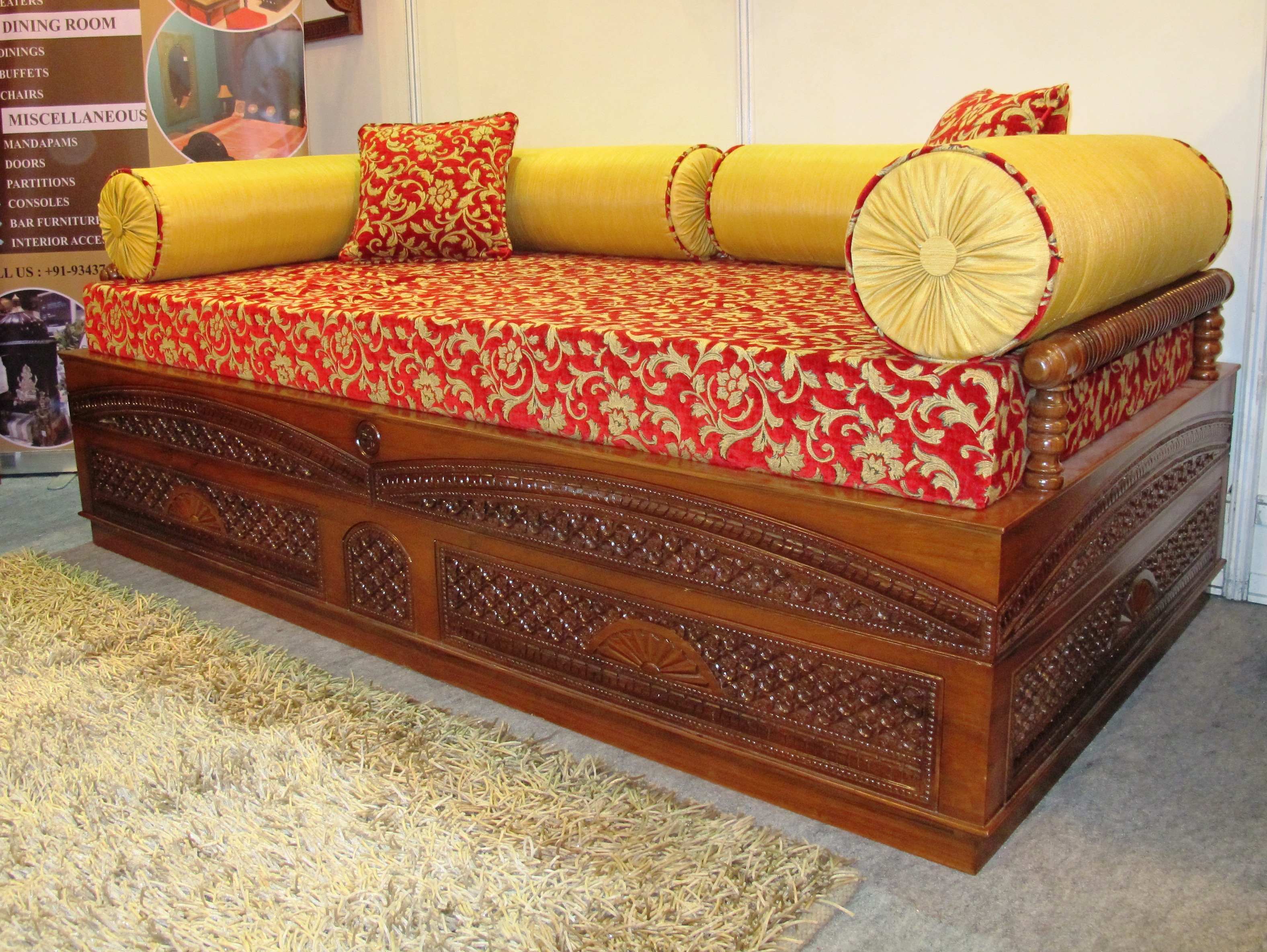 Day Bed-Deewan, Nosttaalgia