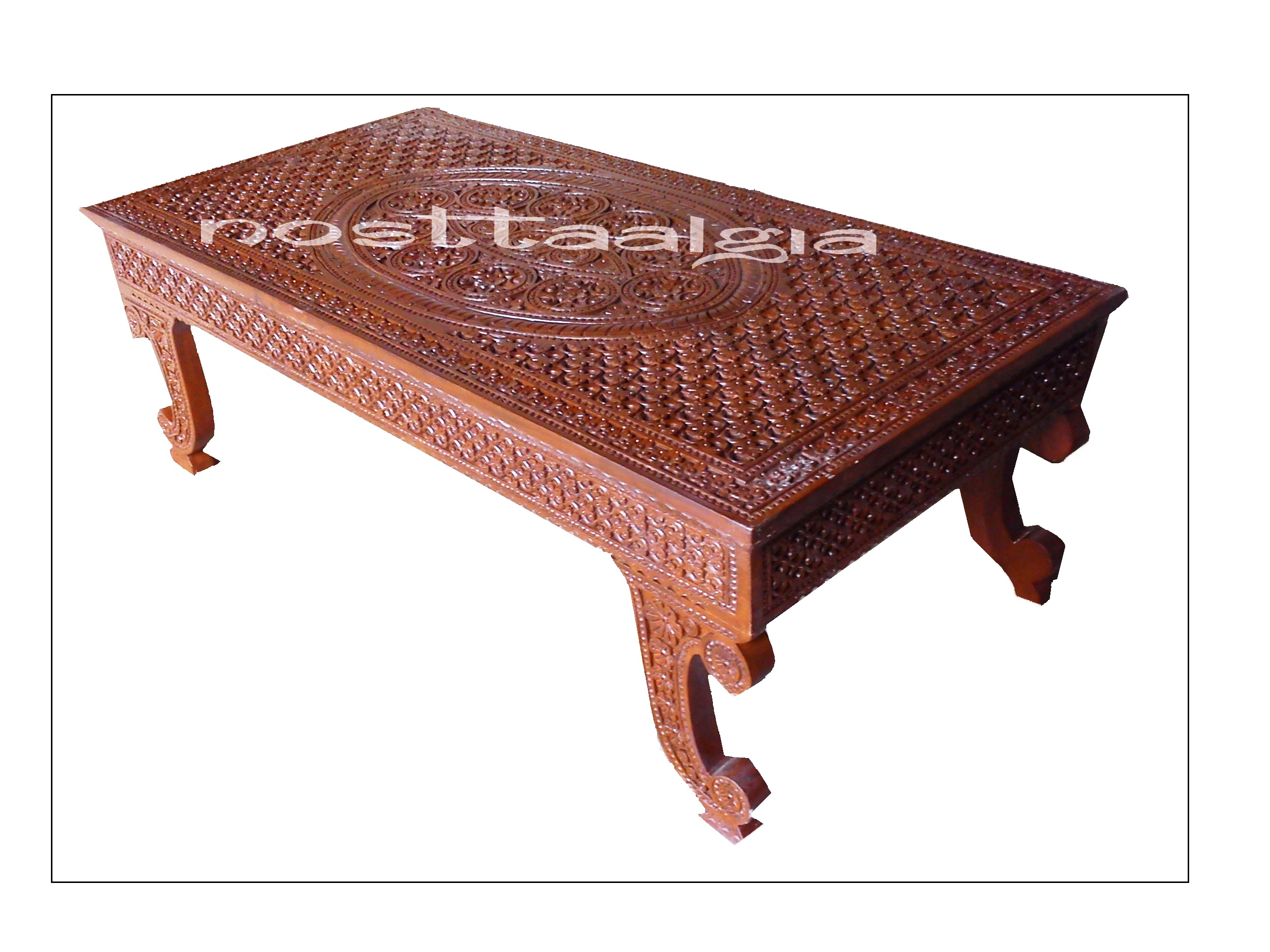 Coffee Tables, Nosttaalgia